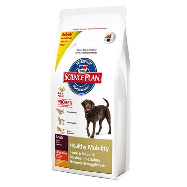 Haustier Angebot: Hill´´s Canine Adult Healthy Mobility Large Breed – 12kg