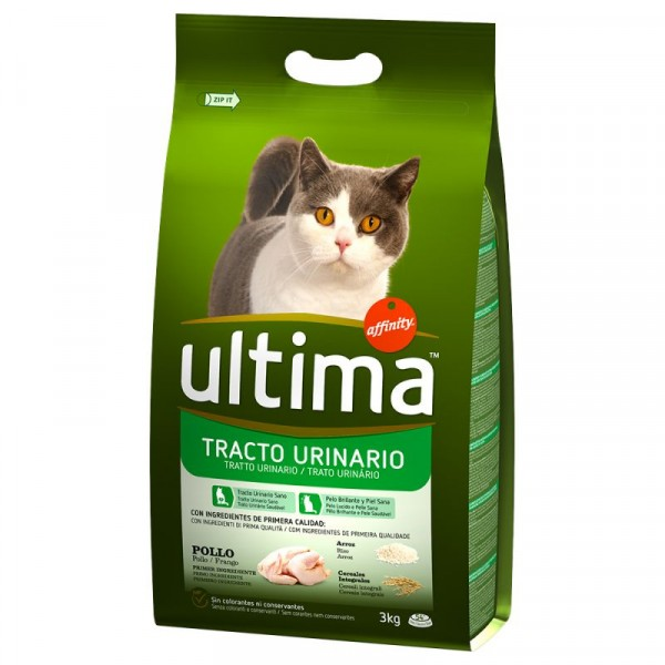 Ultima Cat Trockenfutter Urinary 3kg