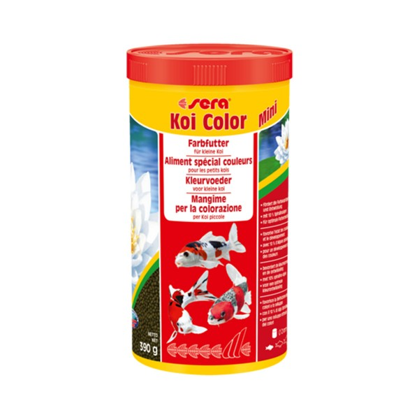 Sera Koi Color Mini 3800 ml