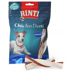 Rinti Chicko Dent Medium mit Entenfilet 150g