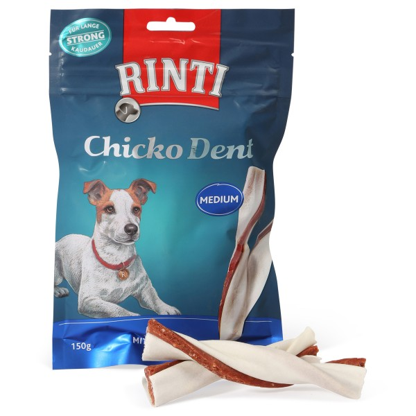 Rinti Chicko Dent Medium mit Entenfilet