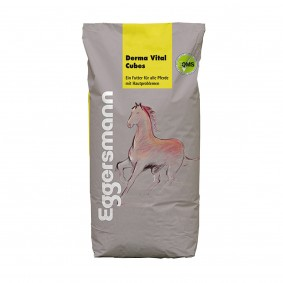 Eggersmann Pferdefutter Derma Vital Cubes 25kg