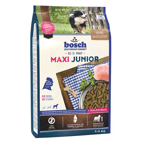 Bosch Hundefutter Maxi Junior - 3kg