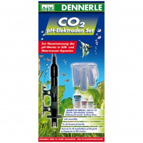 DENNERLE Profi-Line CO2 pH-Elektroden Set