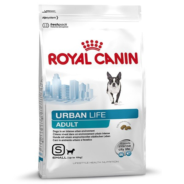 Royal Canin Hundefutter Urban Life Adult Small Dog
