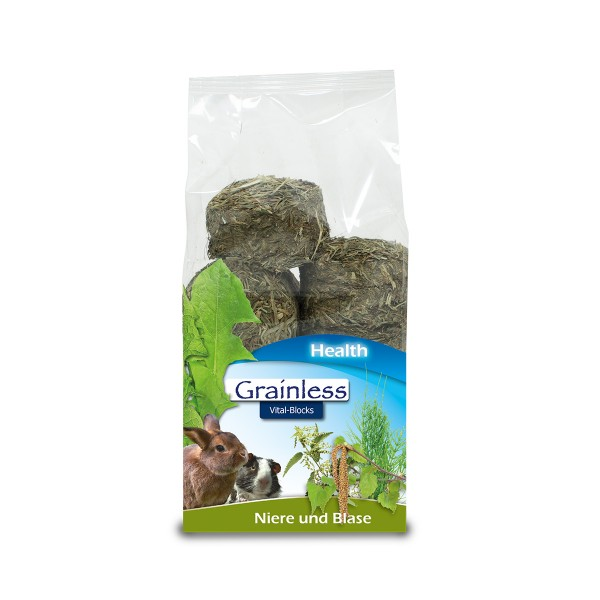 JR Farm JR Grainless Health Vital-Blocks Niere&...