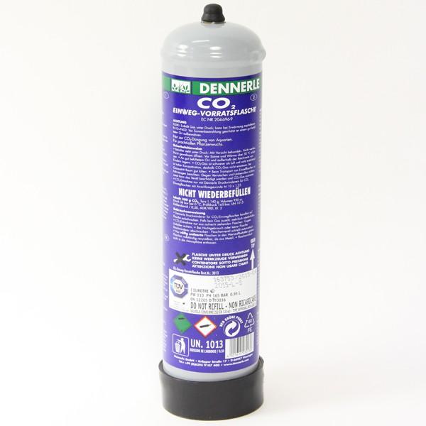 Dennerle Comfort-Line CO2 Einweg-Vorratsflasche 500 g