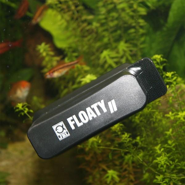 JBL Floaty II S - Der schwimmende Algenmagnet