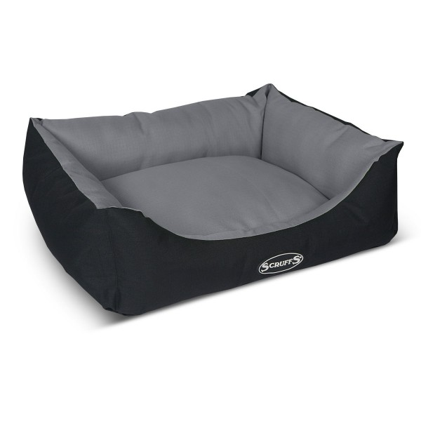 Scruffs Hundebett Expedition Box Bed Grau