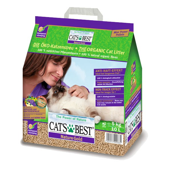 Cats Best Nature Gold Katzenstreu