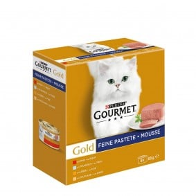 GOURMET Gold Feine Pastete Mixpaket