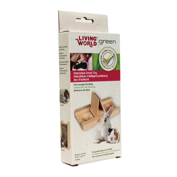 Living World Kleintier-Intelligenzspielzeug