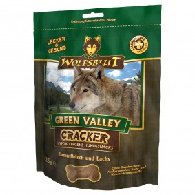 Wolfsblut Cracker Green Valley Lamm & Lachs
