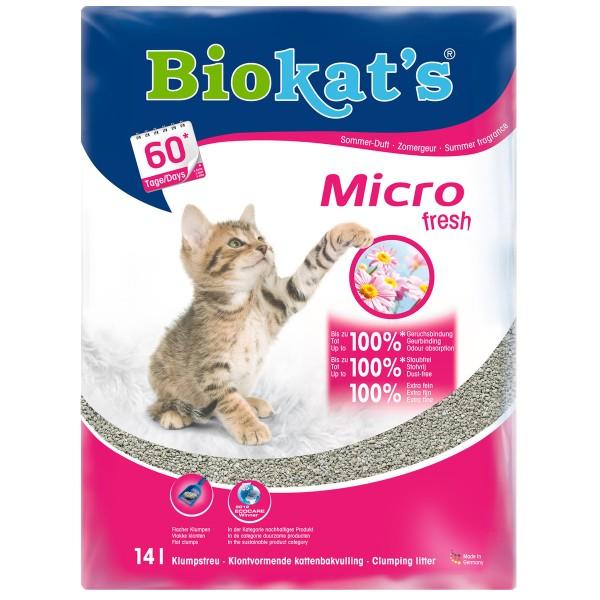 Biokat's Micro Fresh