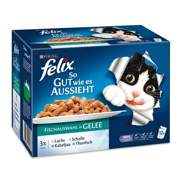 Felix Multipack -So gut wie es aussieht- 12x100g