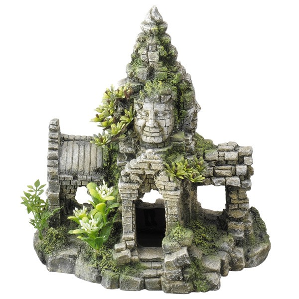 aquarium dekoration tempel angkor wat g nstig kaufen bei zooroyal. Black Bedroom Furniture Sets. Home Design Ideas