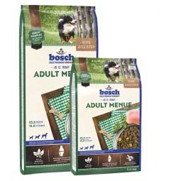 Bosch Hundefutter Adult Menü