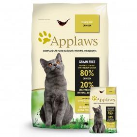 Applaws Cat Senior s kuřecím masem