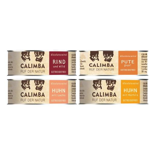 Calimba Mixpaket 24x85g