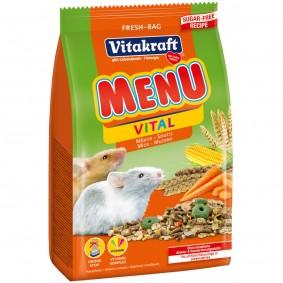 Vitakraft Menü Vital für Mäuse 400g