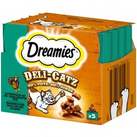 Dreamies Deli-Catz Pute