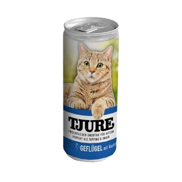 TJURE Fleisch-Smoothie für Katzen