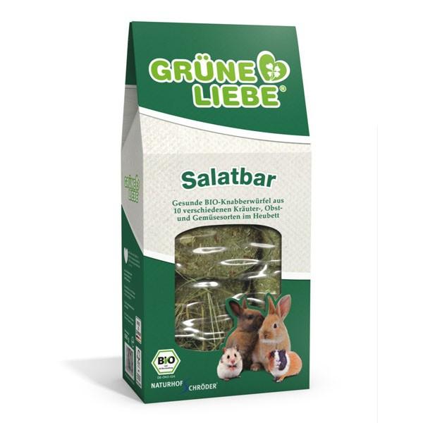 Naturhof Schröder Grüne Liebe Salatbar 500 g