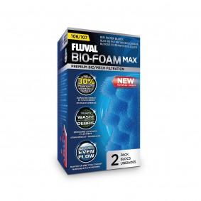 Fluval Filtersatzfilter für 107 Bio Foam MAX