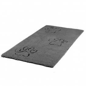 Wolters Dirty Dog Runner Extra Large 150 x 75cm grau