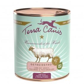 Terra Canis getreidefrei Lamm mit Kürbis, Pastinake & Passionsblume