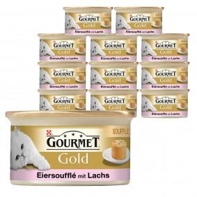 Gourmet Gold Soufflé 12x85g