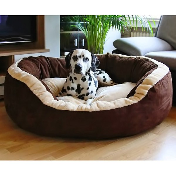 knuffelwuff hundebett heaven oval g nstig kaufen bei zooroyal. Black Bedroom Furniture Sets. Home Design Ideas
