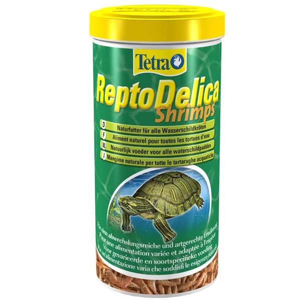 Tetra Wasserschildkrötenfutter ReptoDelica Shrimps 1L