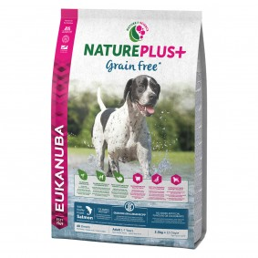 Eukanuba Natureplus+ Grainfree Adult Lachs