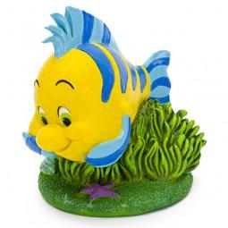 Arielle die Meerjungfrau Aquariumdekoration - Fabius groß 8,25 cm