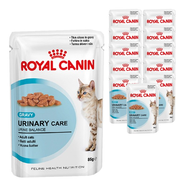 royal canin katzenfutter gravy urinary care in so e 12x85g. Black Bedroom Furniture Sets. Home Design Ideas