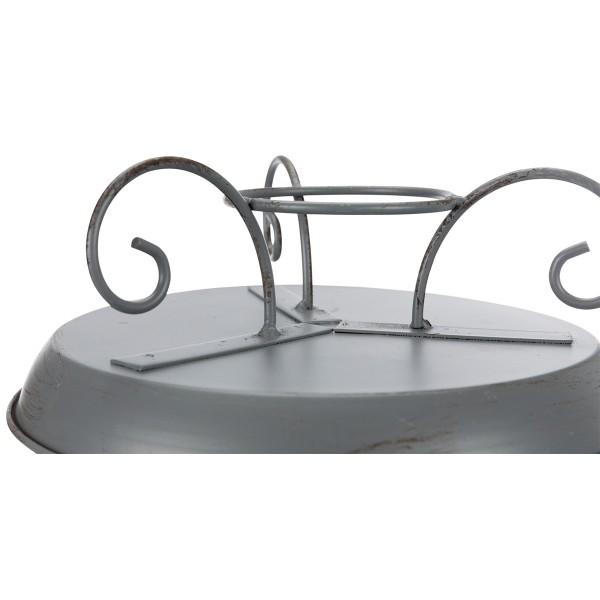 Trixie Vogeltränke Metall 800 ml/ø 22 cm