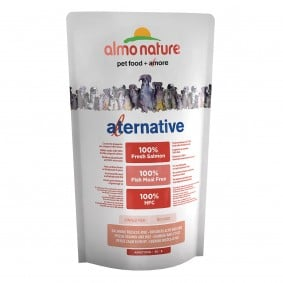 Almo Nature Alternative Xtra Small s čerstvým lososem a rýží