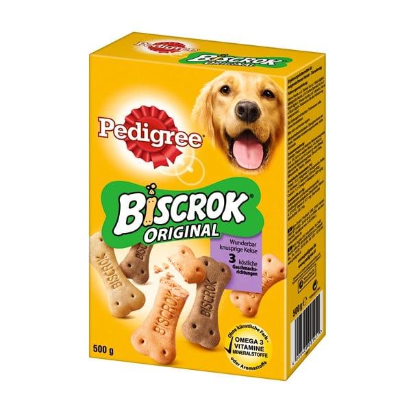 Pedigree Biscrok in 3 Geschmacksrichtungen 500g