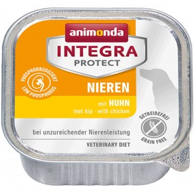Animonda Integra Protect na ledvinové problémy, s kuřecím masem