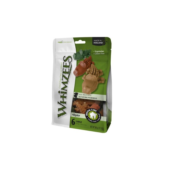 Whimzees Snack Alligator