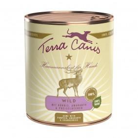 Terra Canis Wild mit Kürbis, Amaranth & Preiselbeeren 800g