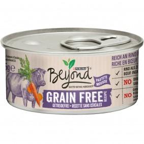 Purina BEYOND® Getreidefrei reich an Rind mit Karotte