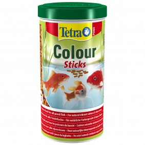 Tetra Pond Teichfischfutter Colour Sticks