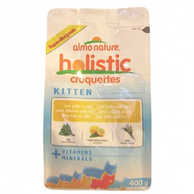 Almo Nature Holistic Cat Kitten Huhn+Reis