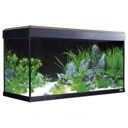 Fluval Aquarium Roma 200 mit Dekorstreifen
