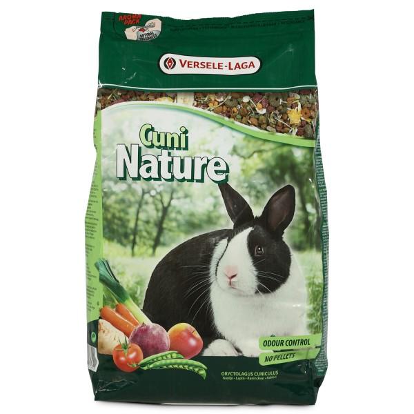 10 kg Cuni Nature Kaninchenfutter +  1 kg gratis! - 11 kg *