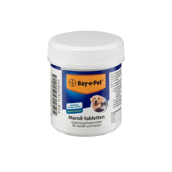 Bayer Bay-o-Pet® Murnil-Tabletten 80 Sück