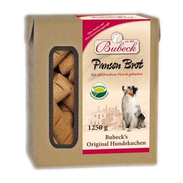 Bubeck Hundesnack Pansenbrot 1,25kg