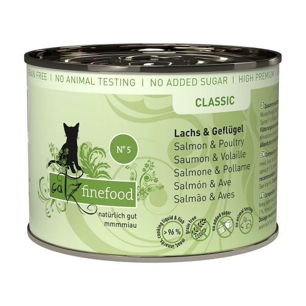 catz finefood - No. 5 Lachs